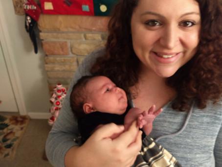 A New Mom's Testimony Of Encouragement