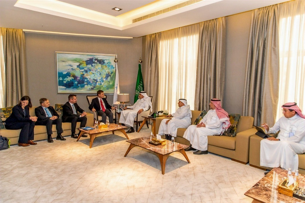 Saudi Arabia and Germany to enhance transportation system and economic relations