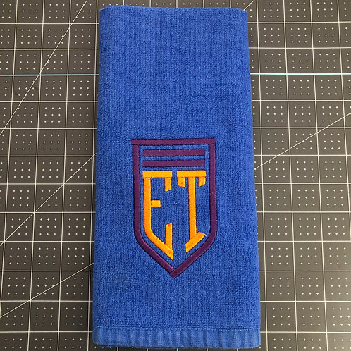 Strap Monogramed Workout Towel
