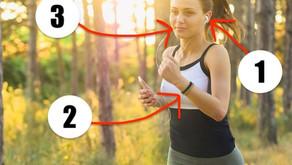 3 nejhorší běžecké chyby, které můžeš udělat