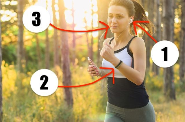 3 nejhorší běžecké chyby