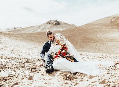Our Modest Gowns & How Our Real Brides are Rocking Them!