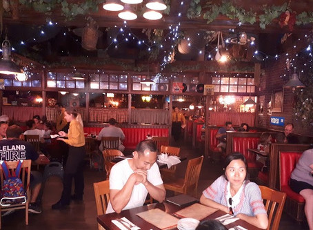 Restaurante Mama Melrose no Hollywood Studios