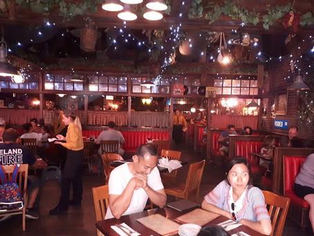 Restaurante Mama Melrose no Hollywood Studios