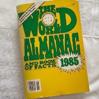 Copy of A 1985 World Almanac