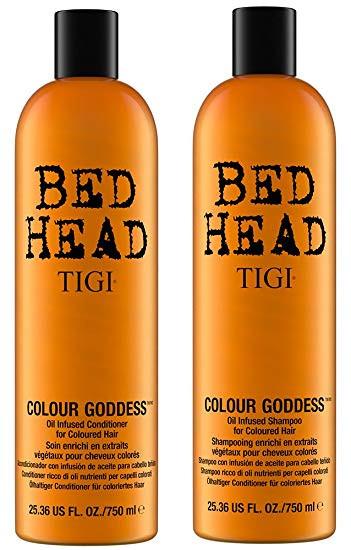 Bed Head Color Goddess Oil Infused Shampoo by TIGI