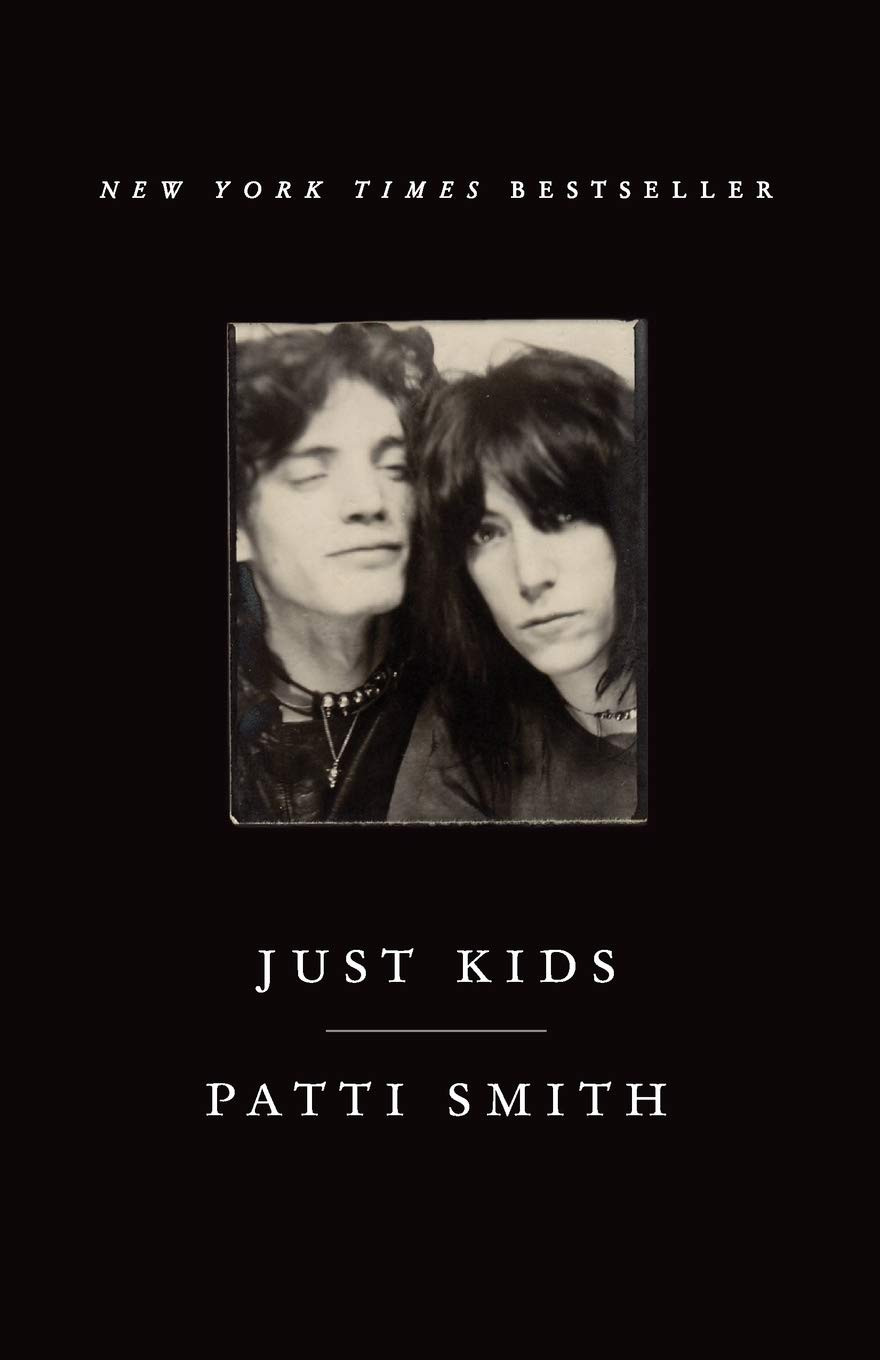 Just Kids by Patti Smith : the book slut book reviews thebookslut