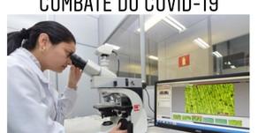 SENAI põe estrutura de inovação de tecnologia a serviço do combate ao coronavírus