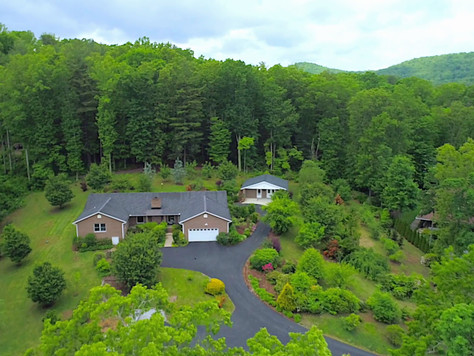 21 Oak Hollow Dr, Asheville, NC 28805 - huge price drop!