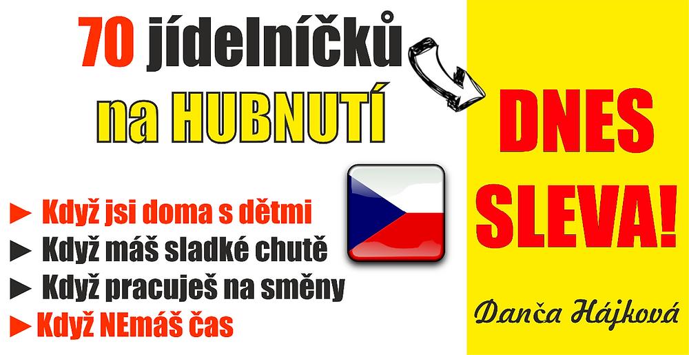 České jídelníčky na hubnutí