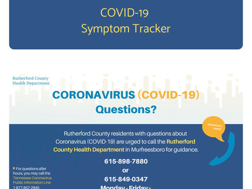 Online Form Created for Covid-19 Questions
