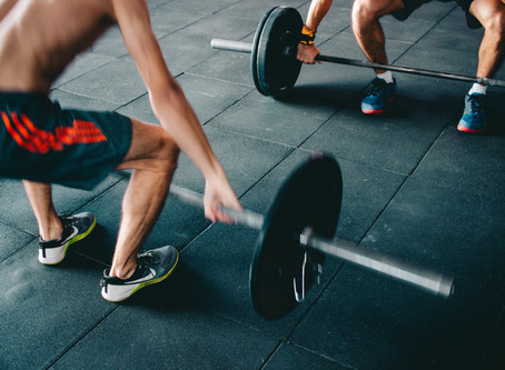 """Why working out to """"failure"""" may fail you."""