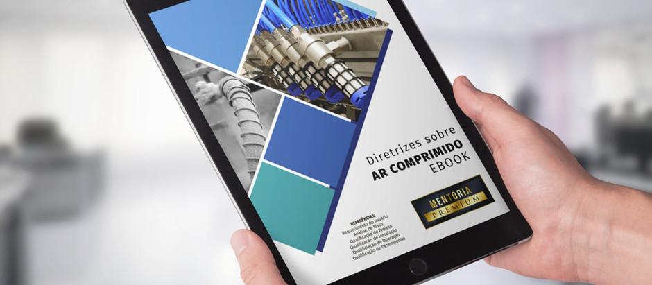 E-book: Diretrizes sobre o Ar comprimido