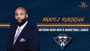Montez Robinson Named Interim Head Coach
