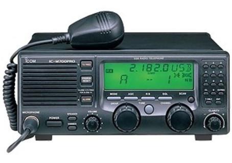 MANUAL - RADIO ICOM IC - M700PRO
