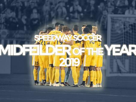 Speedway Soccer 2019 Midfielder Of The Year Voting