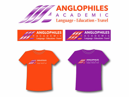New Branding for Anglophiles Academic