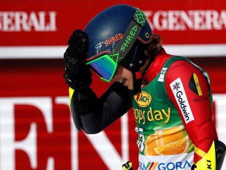 """""""Skitechnisch staat Sam Maes beter dan de wereldtoppers"""""""