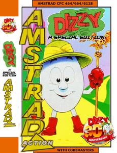 Amstrad Action magazine special Dizzy edition