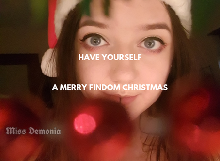 Merry Christmas Finsub