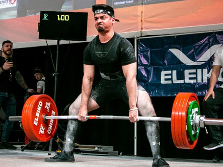 5 Focus Points to Improving Your Deadlift