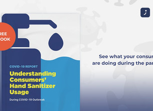 COVID-19: Understanding Consumers' Hand Sanitizer Usage During COVID-19 Outbreak
