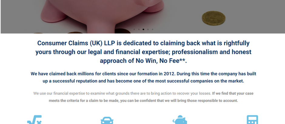 Does a director of CMC, Consumer Claims (UK) LLP pass the test?