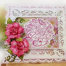 Lacy Birthday Love