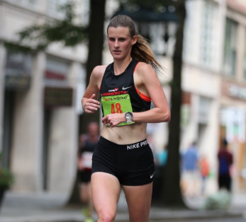 Heather to Compete at Long Island Mile, 5th Avenue Mile in New York; Katy Is 2nd at USA 20k Champs