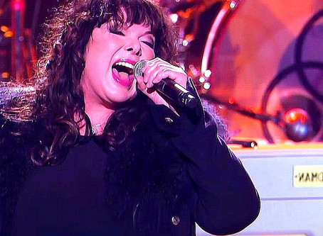 Heart's Ann & Nancy Wilson with Jason Bonham- Stairway to Heaven - Live 2012