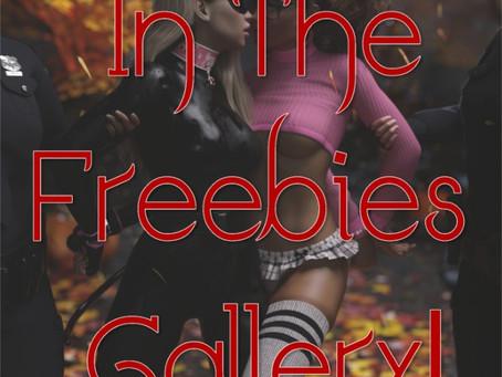 """Freebie Friday: Halloween Hijinks"""