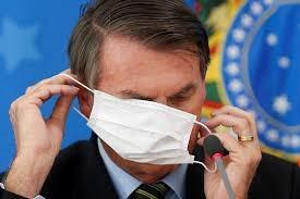 COMO O CORONAVÍRUS INFECTOU BOLSONARO...