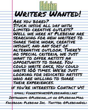 Are Some Artists Super Bitter... Or Do I Just Have Bad Luck? #NewWritersWanted