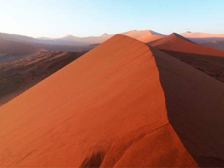 Namib Naukluftpark - Sossusvlei und Deadvlei