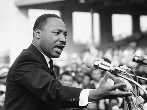 Comentario de 'I have a dream'