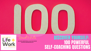 Discover yourself: 100 powerful self-coaching questions