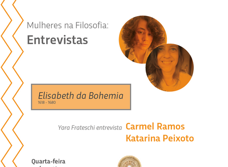 Entrevista sobre Elisabeth da Bohemia