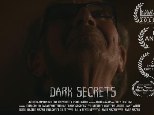 Dark Secrets short film review
