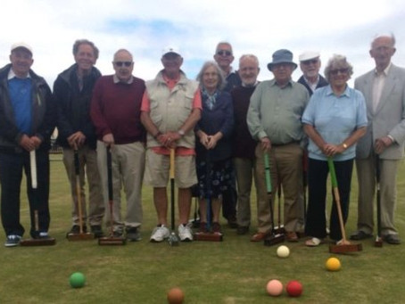 'Let Us Play' – The Latest from Sidmouth Croquet Club