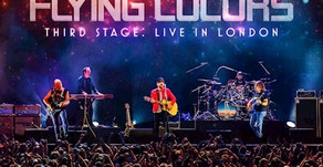 ALBUM REVIEW: FLYING COLORS THIRD STAGE: LIVE IN LONDON