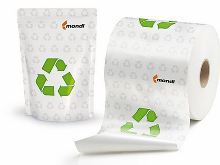 Mondi launches fully recyclable packaging material – BarrierPack Recyclable