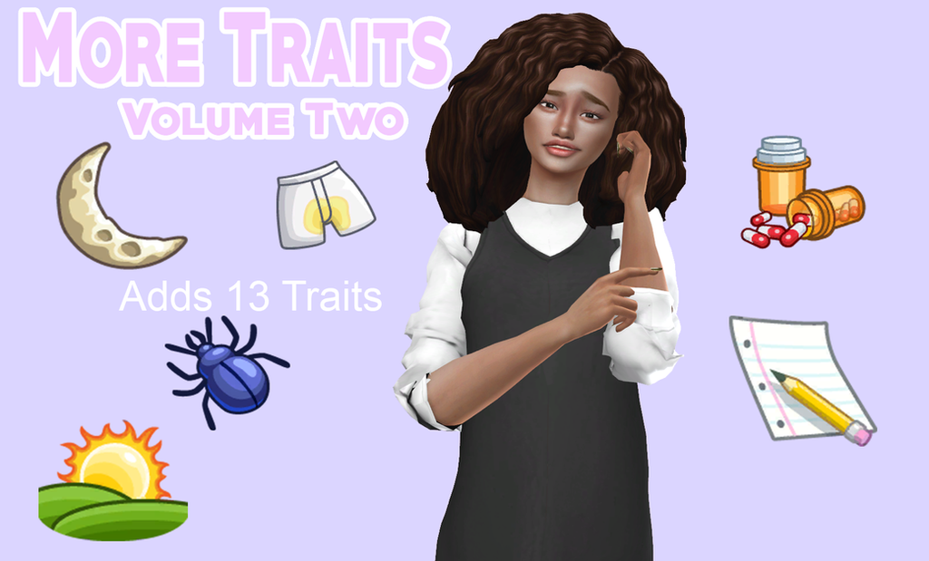 More Traits // Volume Two