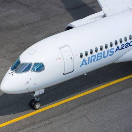 Air France compra 60 aviones A220