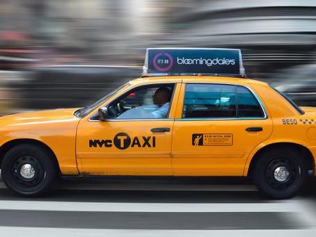 Spiritual taxi please!