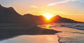 Magical Sunsets in Fuerteventura