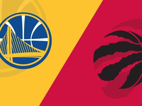 NBA Finals Game 1 Preview - Golden State Warriors Vs. Toronto Raptors(5/30/19)