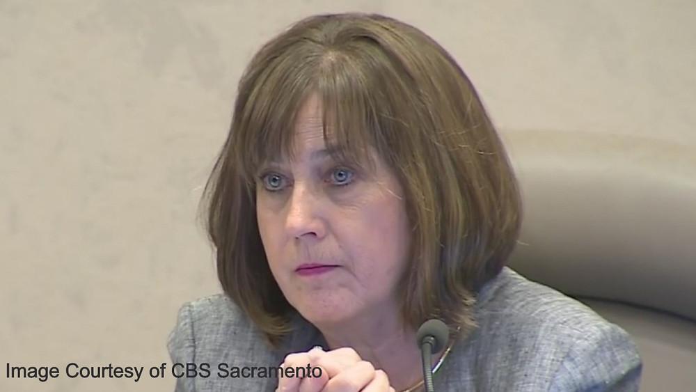 Sacramento County Supervisor Sue Frost
