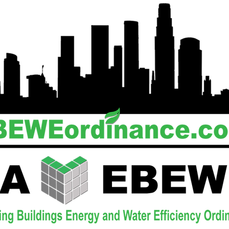 Existing Buildings Energy and Water and AB 802 BENCHMARKING - DUE 6/1
