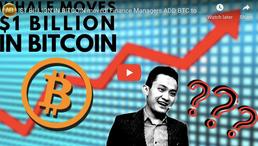 🎬 Altcoin Buzz: $1 Billion in Bitcoin moved! Finance Managers Add BTC to Portfolio; Tron News...