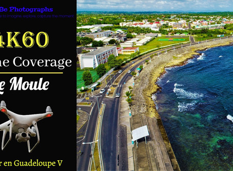 4K/60fps Drone Coverage | Return to Le Moule, Guadeloupe